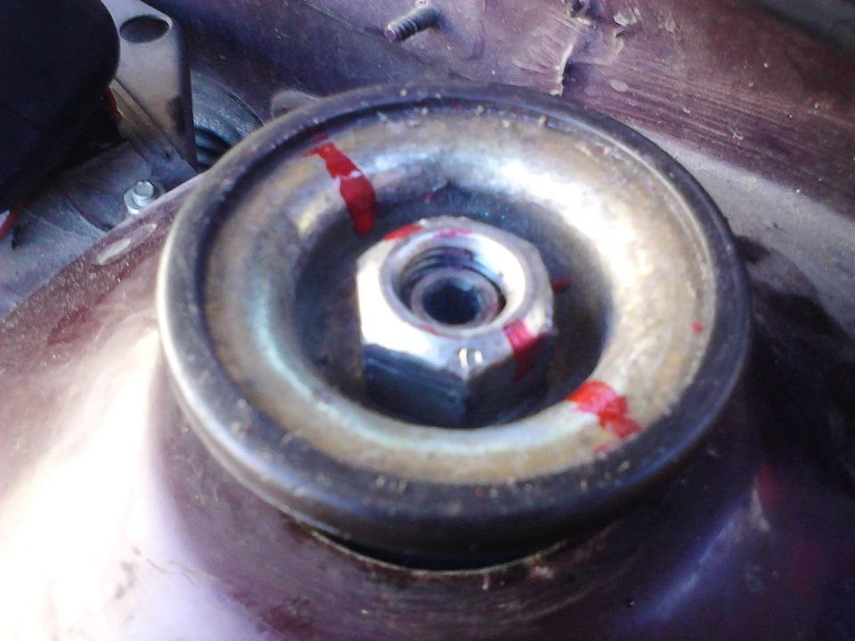 Ауди 80 ремонт передние стойки