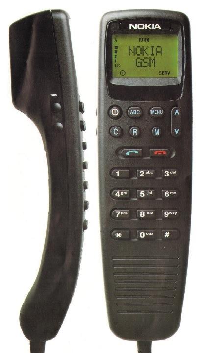 Nokia в GSM телефонах
