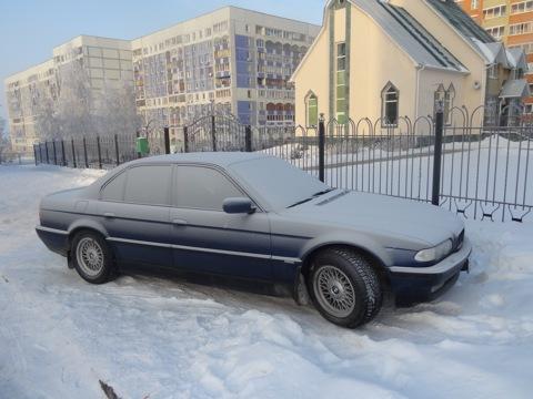 BMW E38 Club - Самая необычная фотография Е38 ПРОДОЛЖЕНИЕ