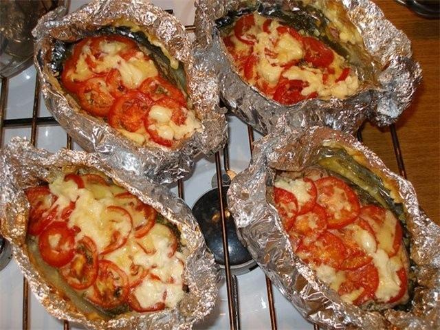 Блюда с рецептами и на праздничный стол