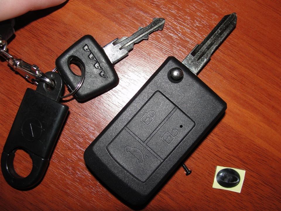 как сделать выкидной ключ на гранту