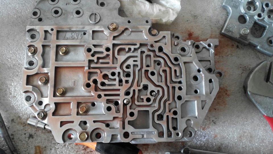 Акпп митсубиси ремонт своими руками 139