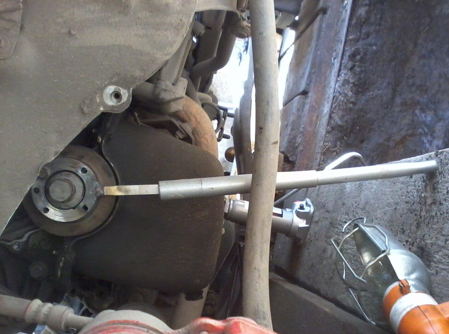 замена ремня грм двигатель b3 mazda