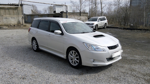 Subaru Exiga STitS STi Car reviews from actual car owners with