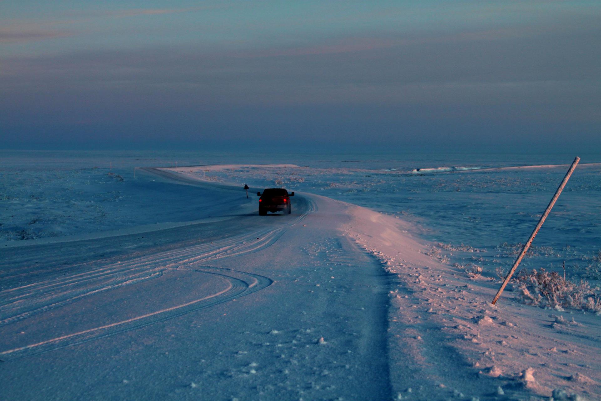 бедолага пересекли полярный круг фото ямал вспомнил, как