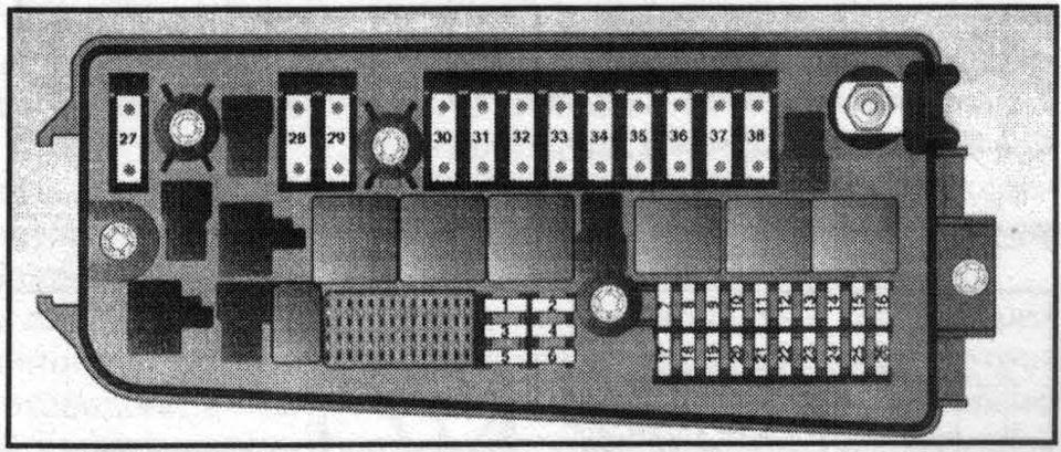 1 Модуль ECM/TCM 20 А