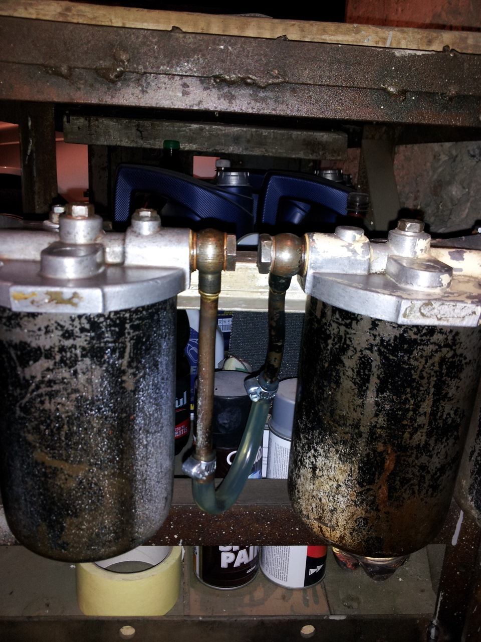 Дизельное топливо очистка в домашних условиях 673