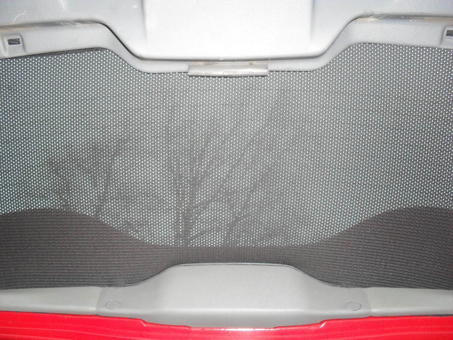 Пошив шторок для автомобиля своими руками