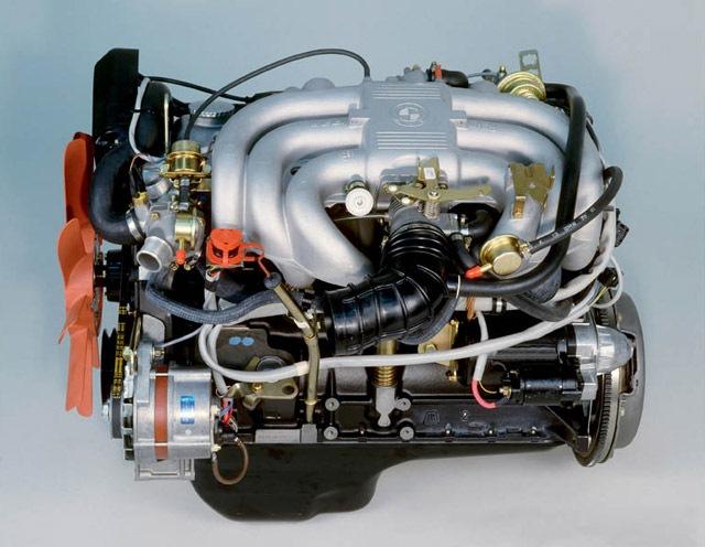 с чего ставят пружины клапанов на мотор bmw m20
