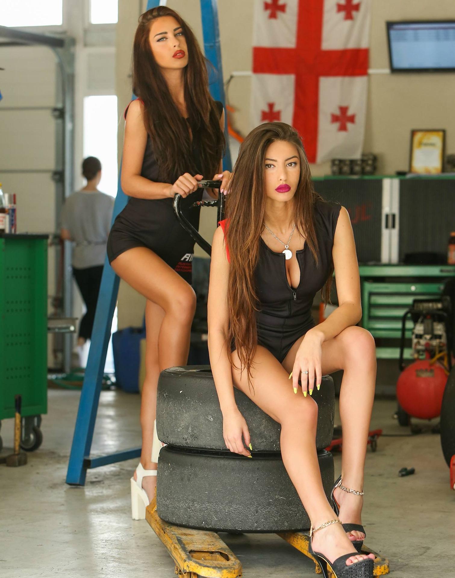 Сексуалние девчонки грузии