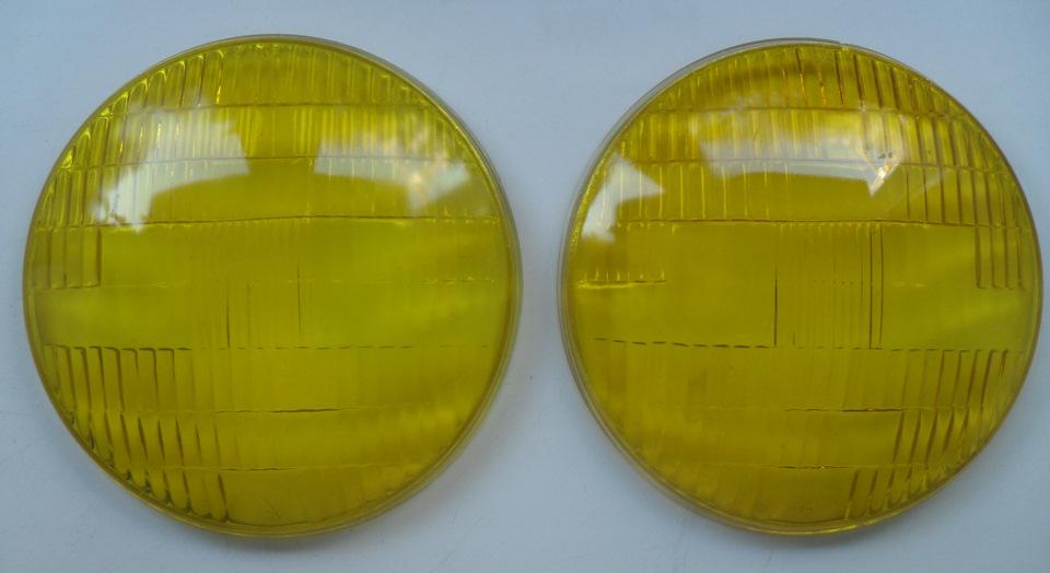 """Желтые стекла фар (оригинал) - бортжурнал ЗАЗ 968 """"Шурик"""" 1988 года на DRIVE2"""