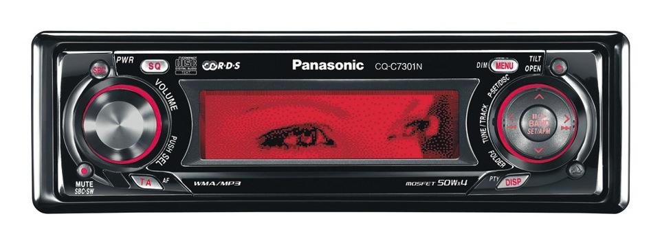 Скачать бесплатно инструкцию для автомагнитолы Panasonic CQ-C7301N.