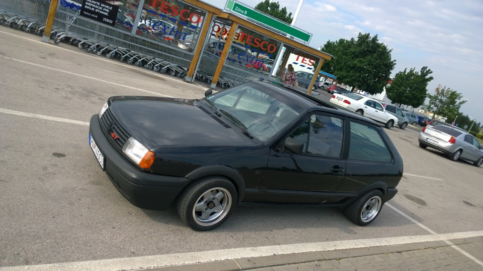 Cars Volkswagen Polo Hatchback Mk2 86c Gt From Slovakia