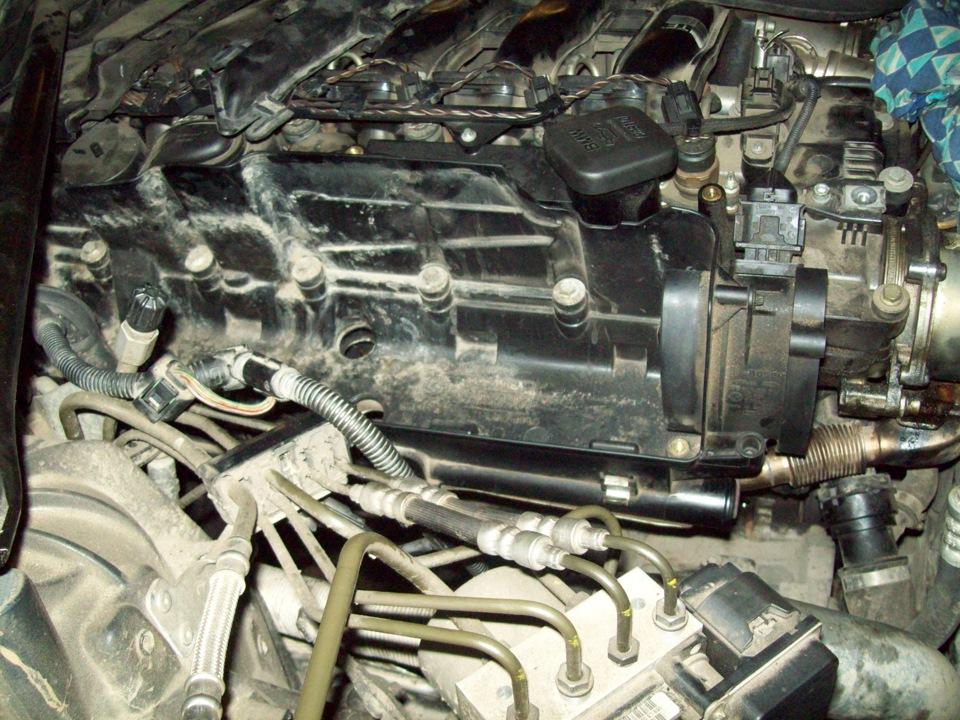 прокладка выпускного коллектора bmw m52b20