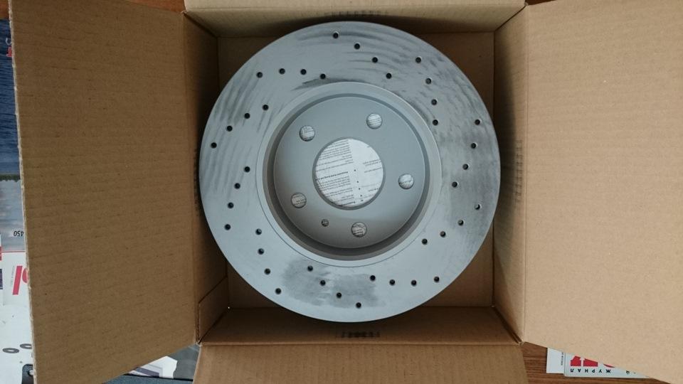 Тормозные диски передние на опель астра н цена