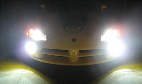 Обновление фары можно сделать установив на ваш автомобиль ксенон.  Ксенон мгновенно увеличит видимость в ночное время.