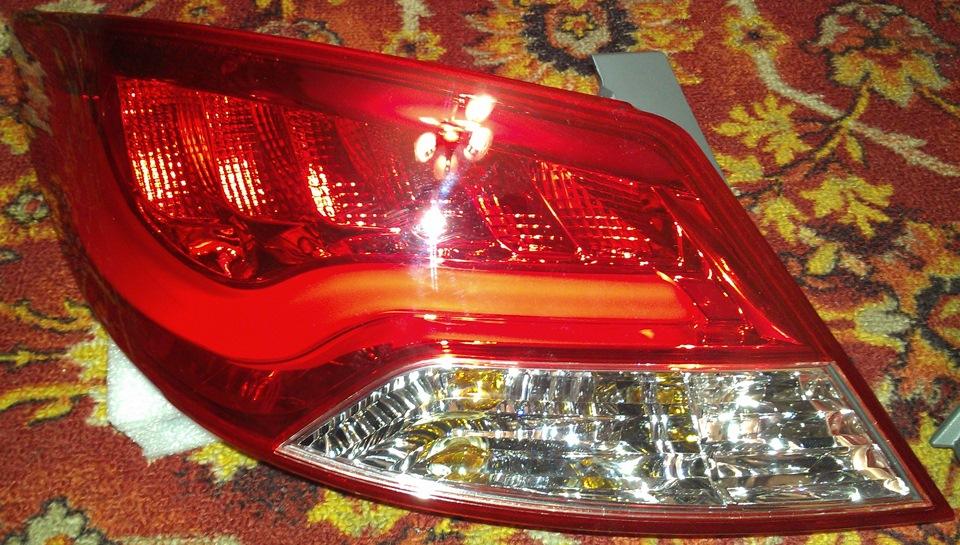 Audi q7 оптика рестайлинг