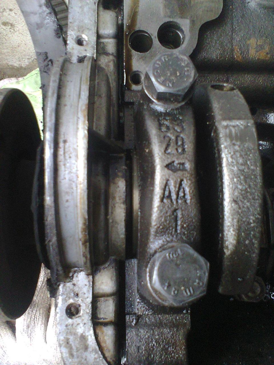 ремонт двигателя ford sierra