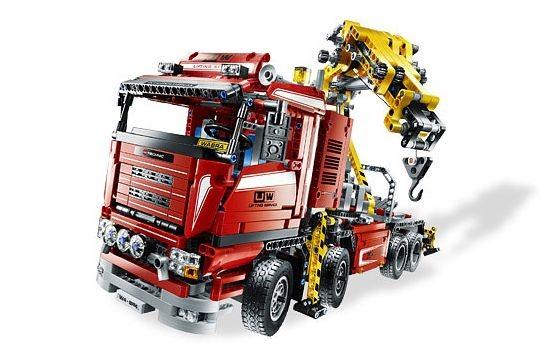 LEGO Technic 8258 — грузовой
