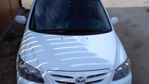 Mazda mpv частные объявления подать объявление о продаже земельного участка в московской области
