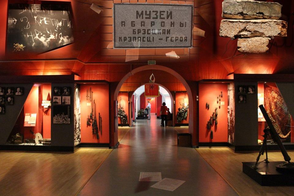 Музею обороны Брестской крепости исполнилось 60 лет