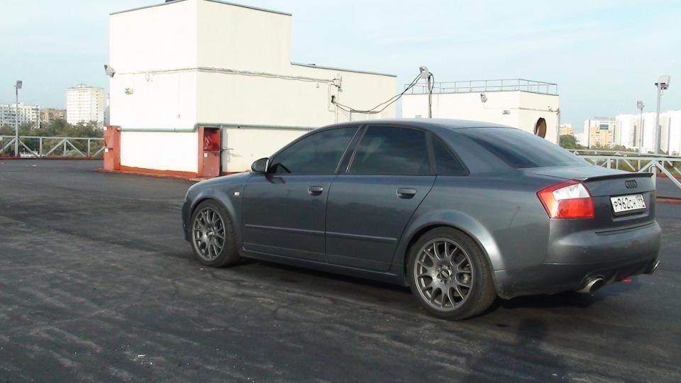 Audi a4 b6 dtm drive2 for Mueble 2 din audi a4 b6