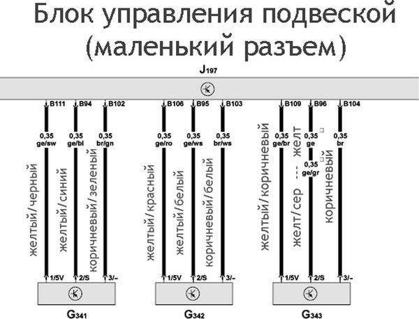 Это схема подключения датчиков