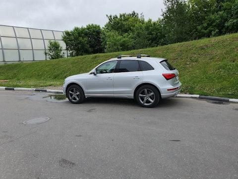 Audi Q5 (1st generation) — отзывы и личный опыт на DRIVE2
