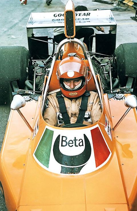 Витторио Брамбилла по прозвищу 'Горилла из Милана' — один из самых одиозных персонажей F1 70-х
