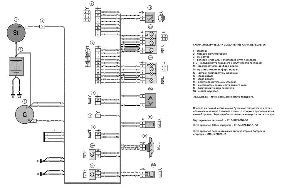 ВАЗ 2110-12 с панелью