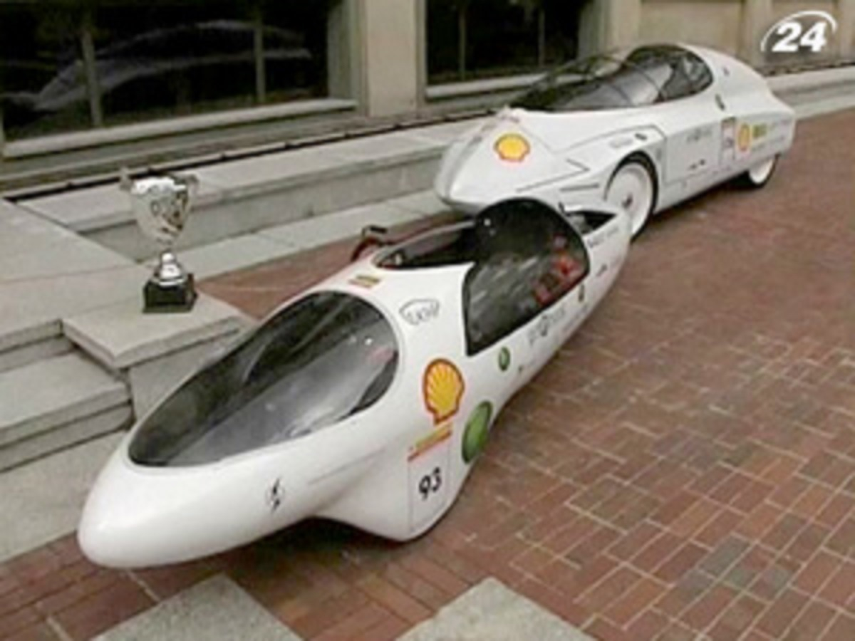 фестиваль концепт автомобилей с минимальным расходом топлива
