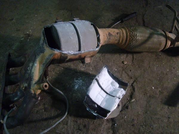 Замена тормозного шланга pajero