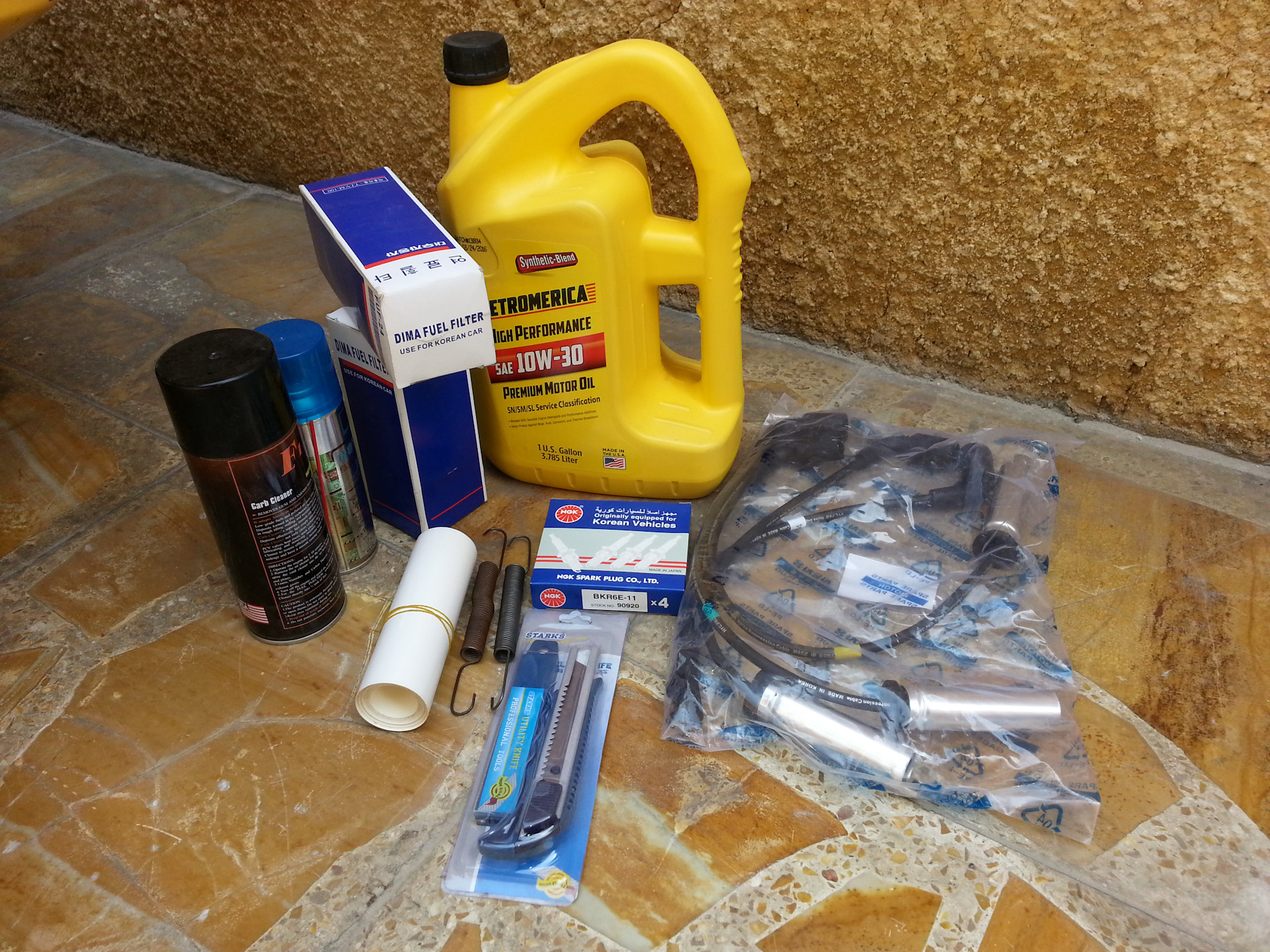 Maintenance Chevrolet Aveo Sedan Ls 2011 Drive2 Fuel Filter Location Therefore It Was Necessary To Conduct The Following Matters 1 Replace Of Gasoline 2 Spark Plugs