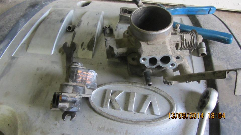 Чистка инжектора пежо 308