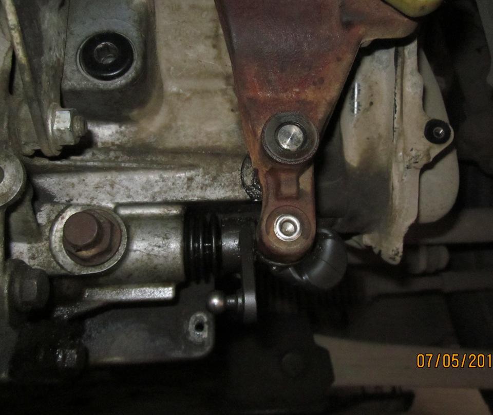 Как снять двигатель на ВАЗ. - LuxVAZ