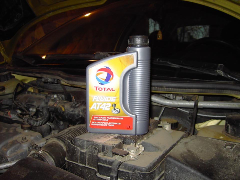 замена моторного масла peugeot 206 1.1