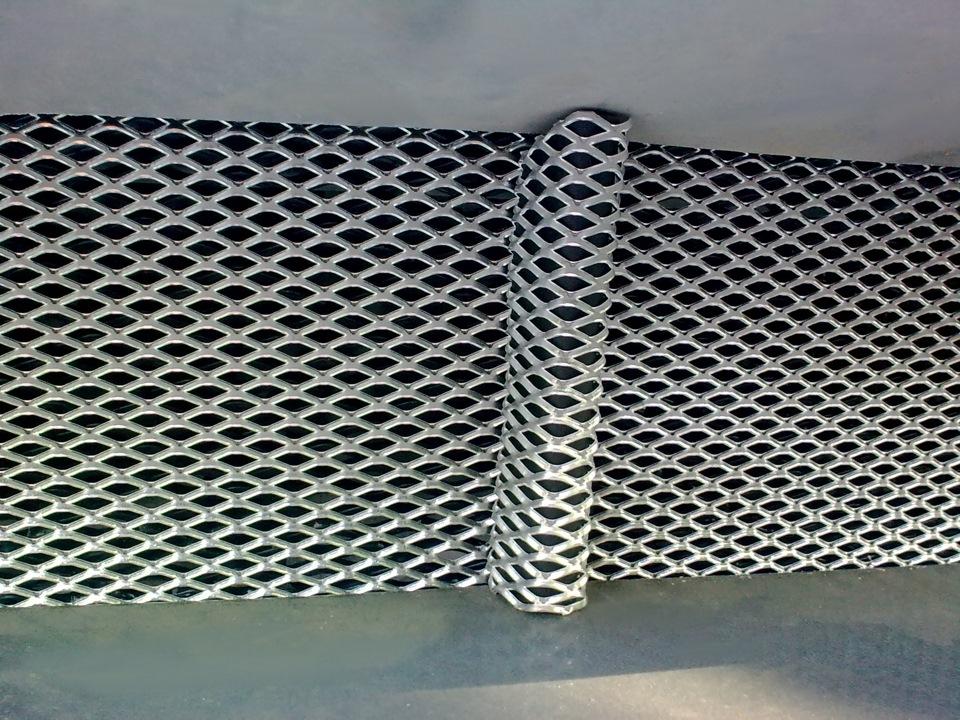 Как сделать сетку для решетки на радиаторы 798
