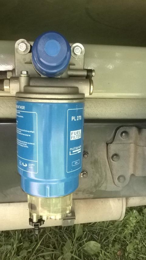 Замена топливного фильтра газель некст cummins