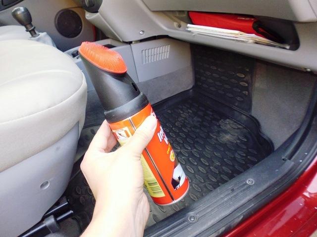 Чистка автомобильных сидений: 6 советов, инструменты, алгоритм действий