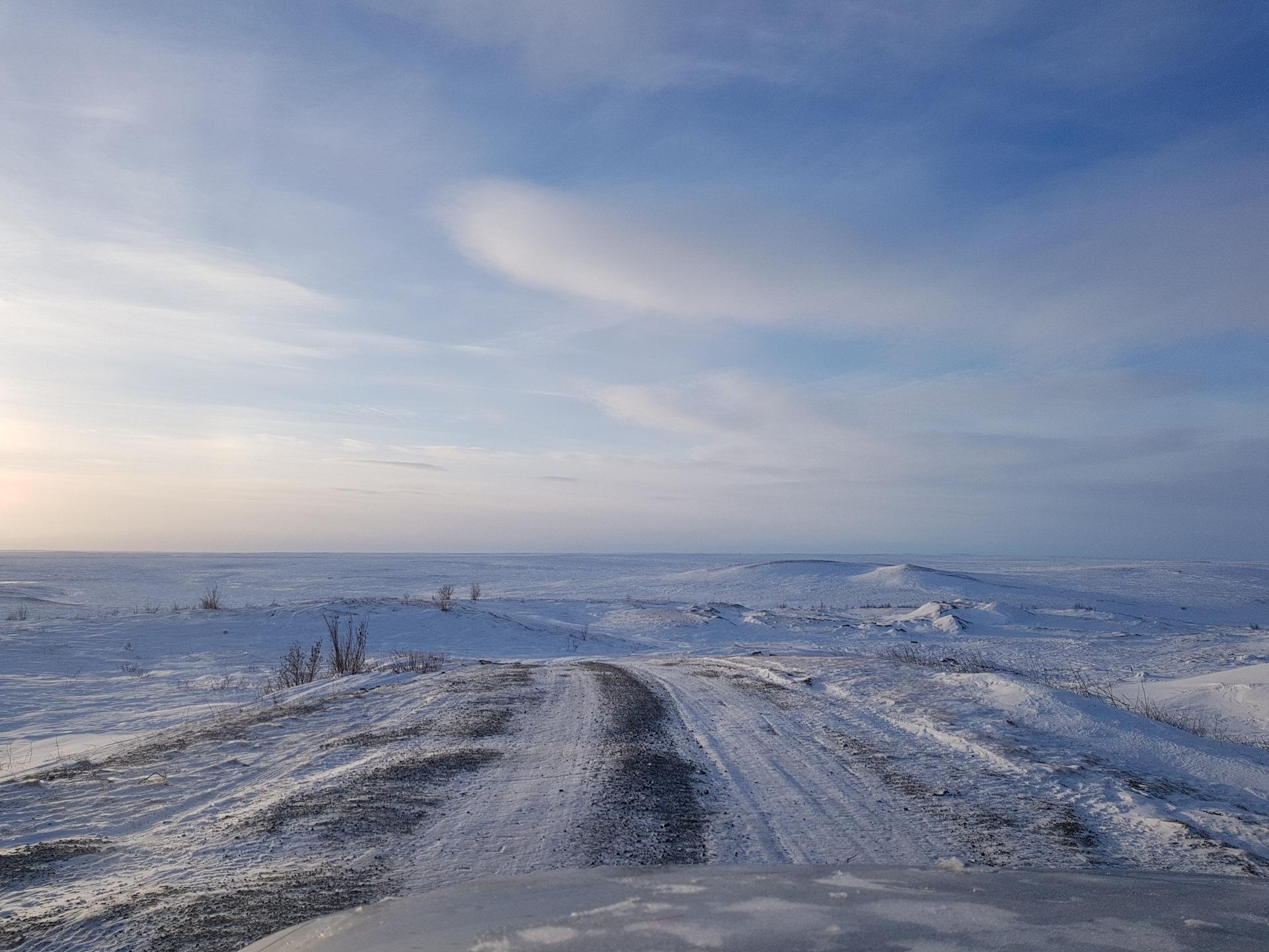историю пересекли полярный круг фото ямал результате получается палитра