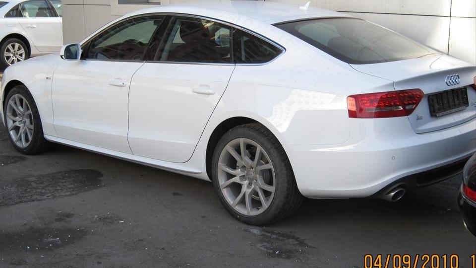 Audi A5 Sportback C2H5OH (