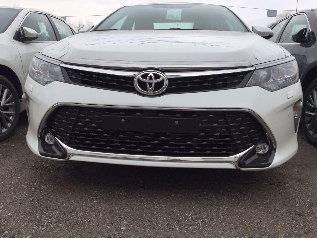 Toyota Camry 2017 2 5 #10