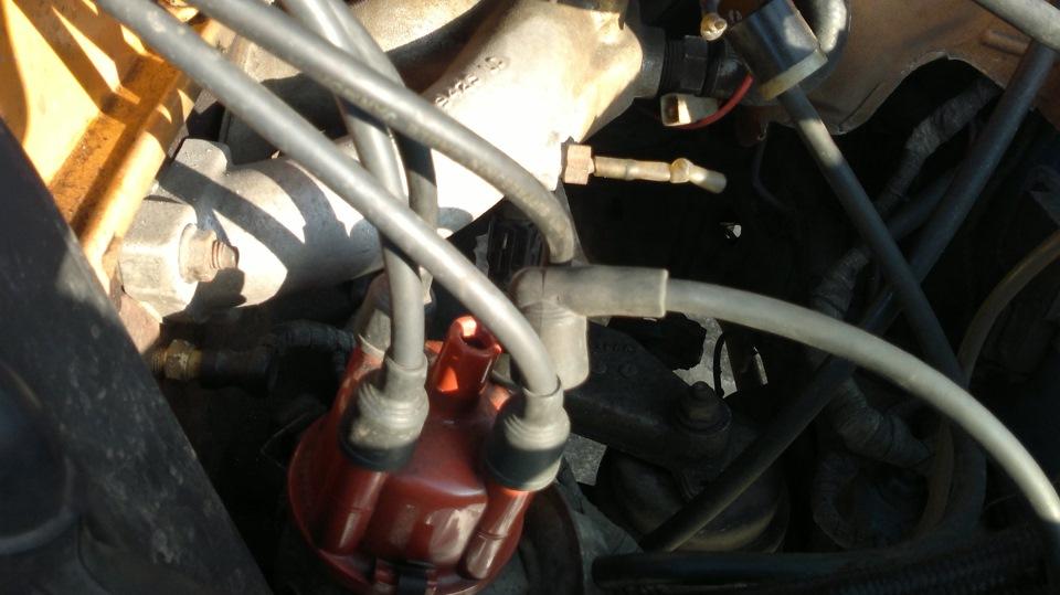 Замена трамблера ford focus 2 Диагностика МКПП хендай матрикс