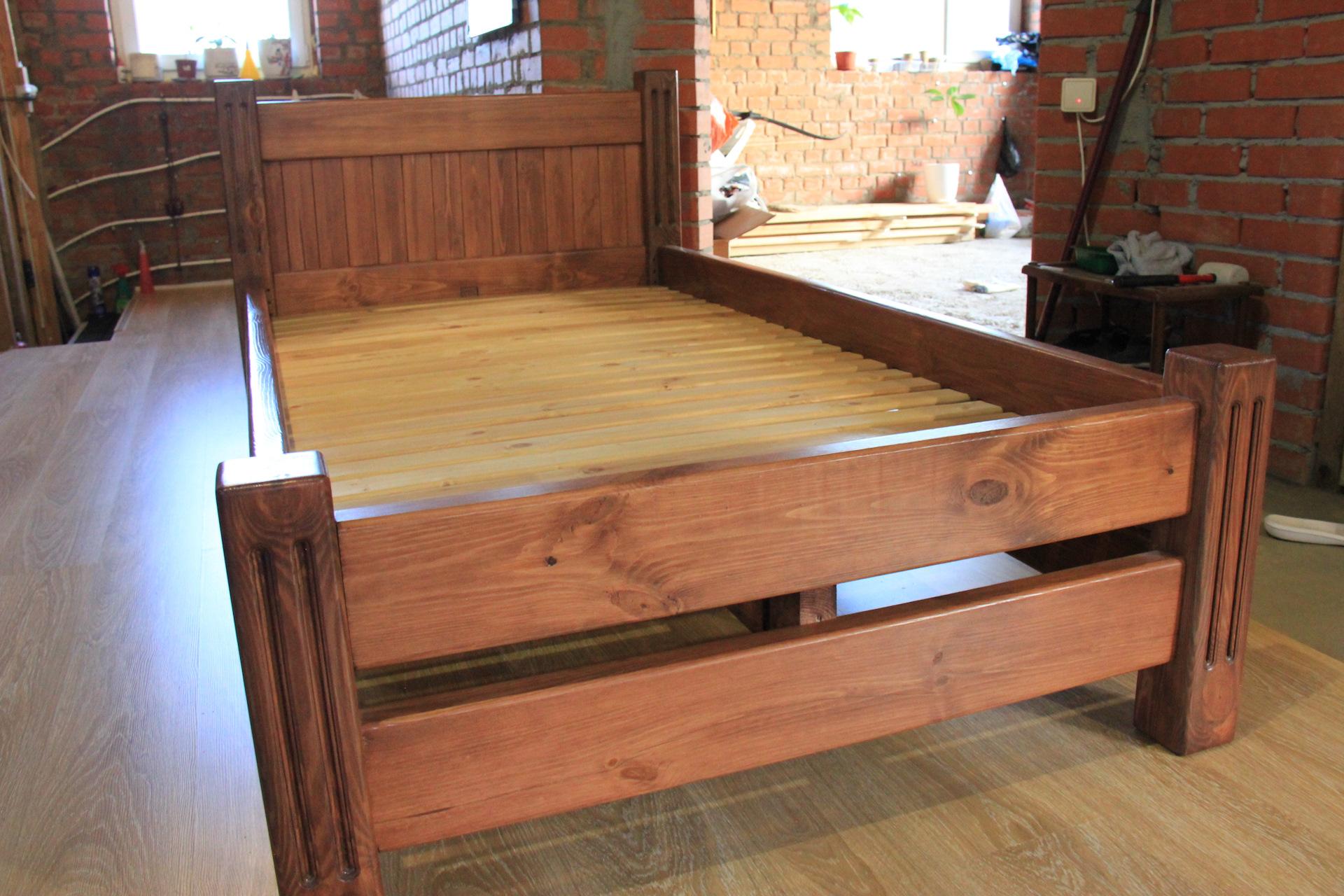 образ деревянная кровать сделать самому фото моторика это