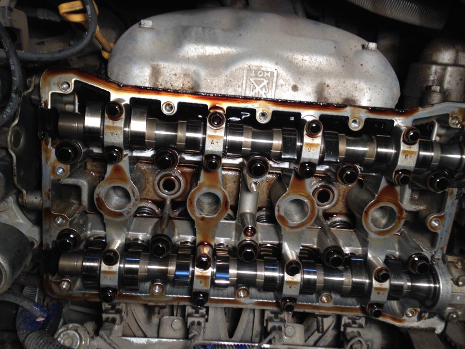 Замена клапанов на дэу нексия 16 клапанов