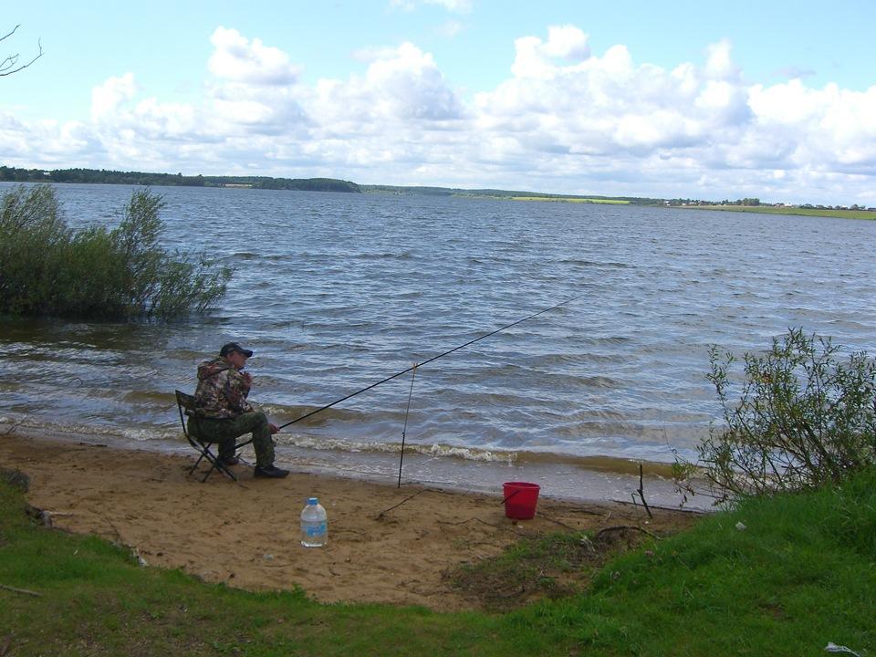 Ловить рузском водохранилище