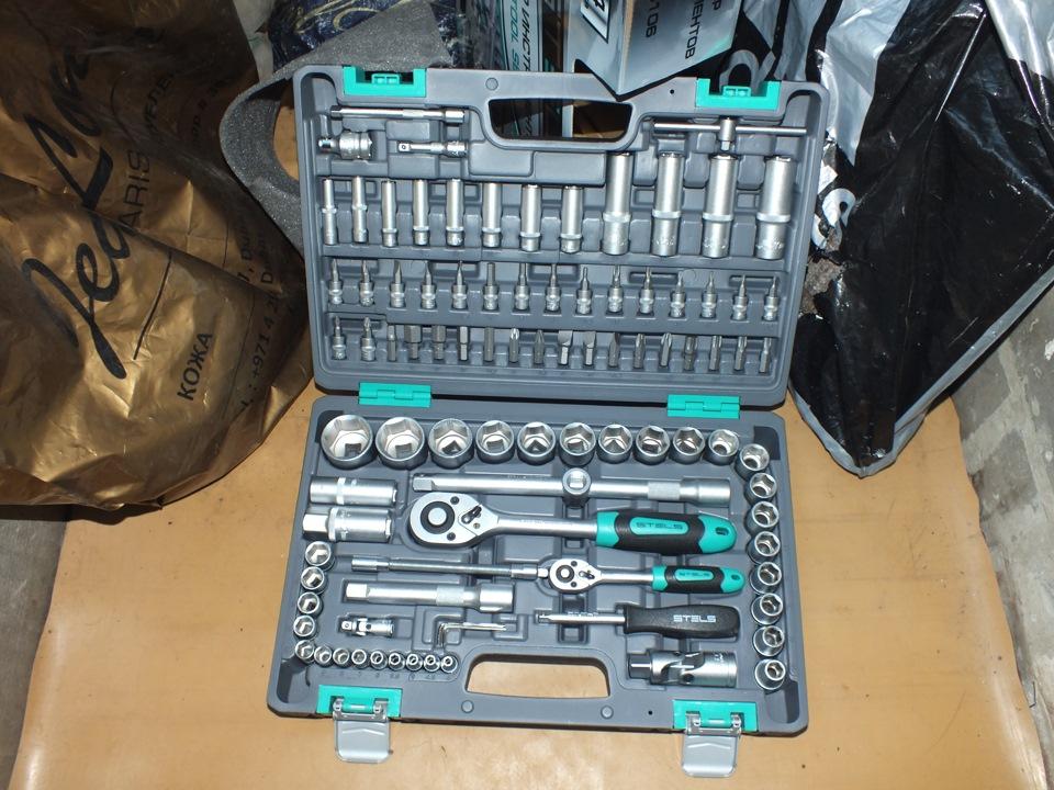 наборы ключей для автомобиля стелс