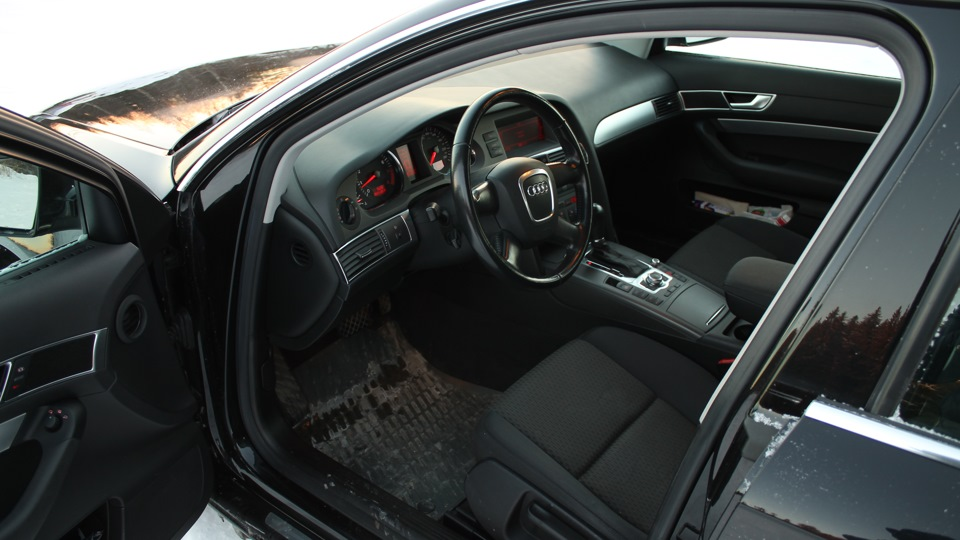 Audi A6 24 Multitronic Drive2