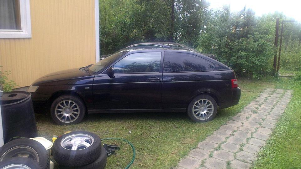 Lada 112 Купе лада хуяда | DRIVE2