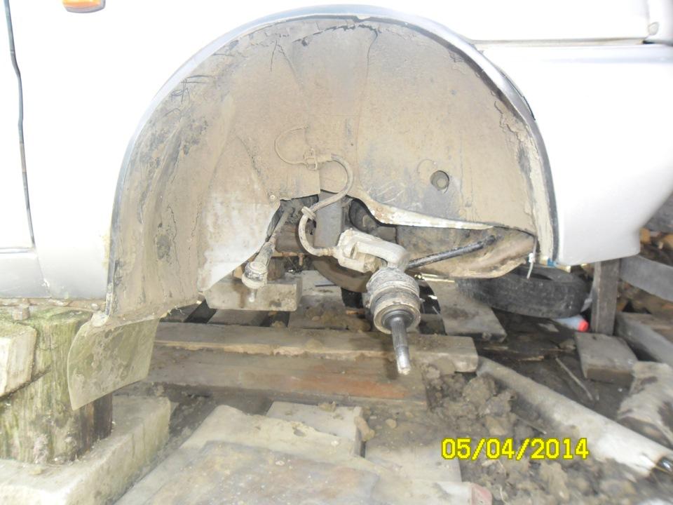 полный лифт подвески автомобиля ока. бюджетный вариант. - бортжурнал Лада Ока ми-2 без винта. 1998 года на DRIVE2